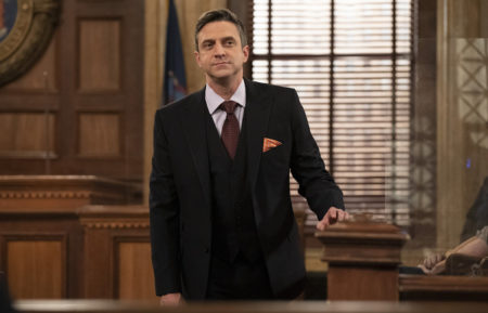 Law & Order SVU Season 22 Episode 4 Rafael Barba
