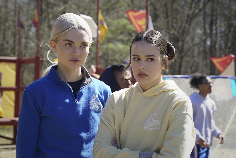 Jenny Boyd Kaylee Bryant Legacies Season 3 Premiere Lizzie Josie