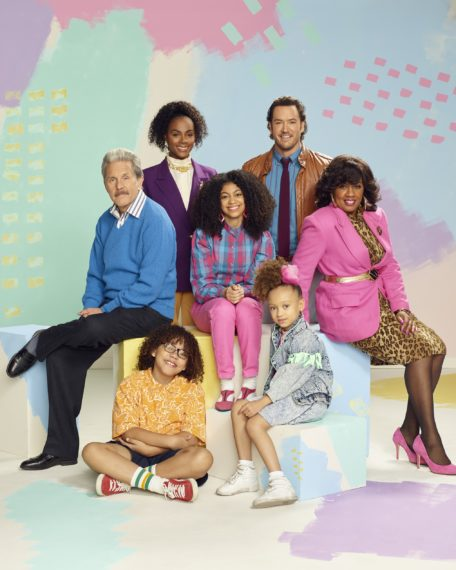mixed-ish season 2 cast