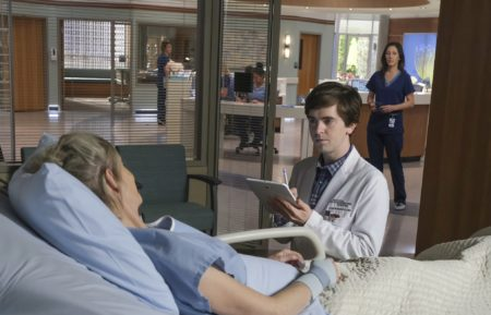 The Good Doctor Freddie Highmore Season 4