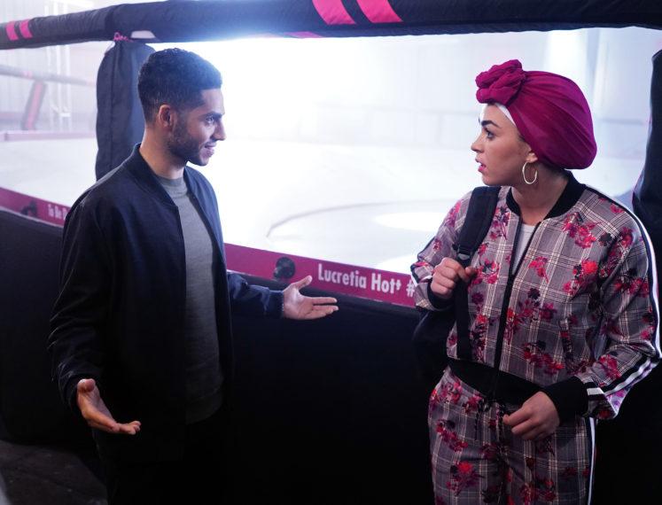 Salim Surprises Marjan 911 Lone Star Season 2 Episode 4