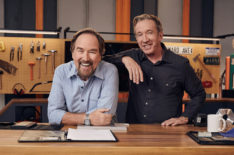Tim Allen & Richard Karn on Why 'Assembly Required' Is 'Tool Time on Steroids' (VIDEO)