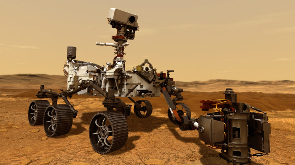 built for mars the perseverance rover