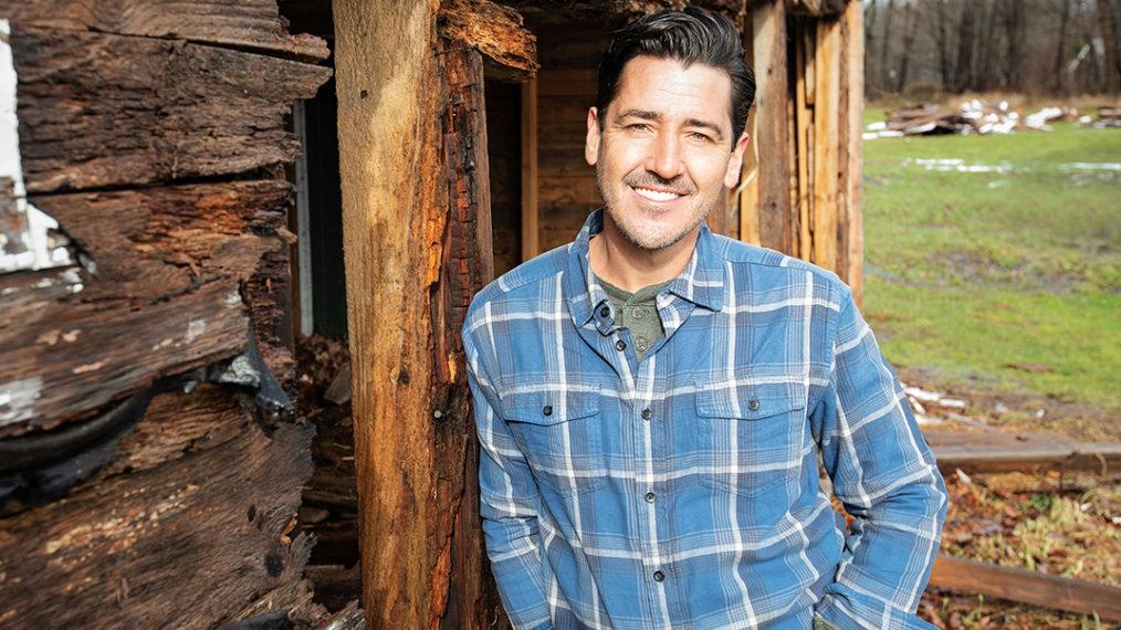 Farmhouse Fixer Jonathan Knight HGTV