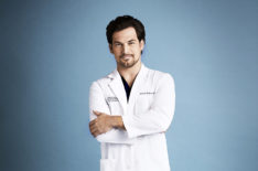 'Grey's Anatomy' & 'Station 19' Crossover: Star Giacomo Gianniotti on DeLuca's Dangerous Pursuit