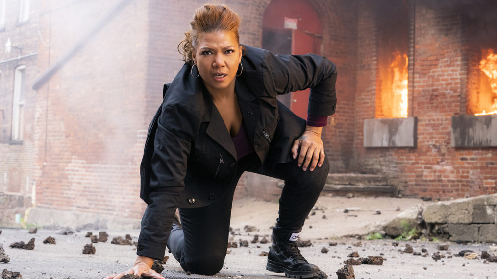 The Equalizer Pilot Queen Latifah CBS Robyn McCall