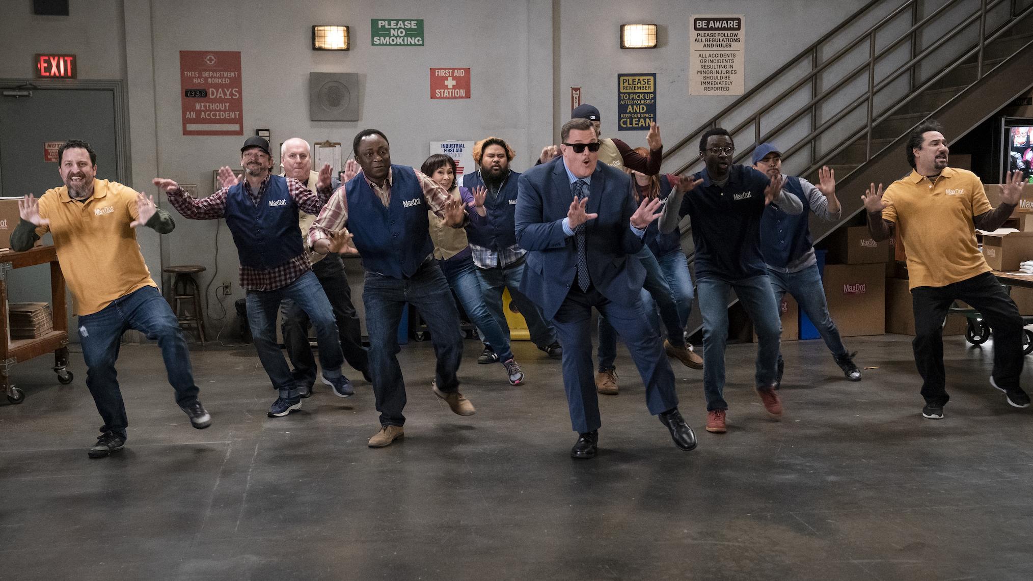 Bob Hearts Abishola Season 2 Episode 9 Dancing Billy Gardell