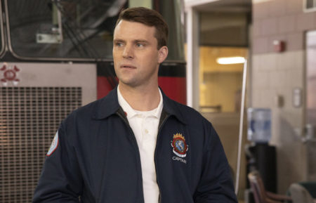 Jesse Spencer Chicago Fire Season 9 Episode 6 Matt Casey