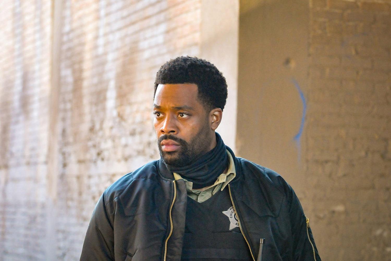 LaRoyce Hawkins Season 8 Chicago PD Kevin Atwater