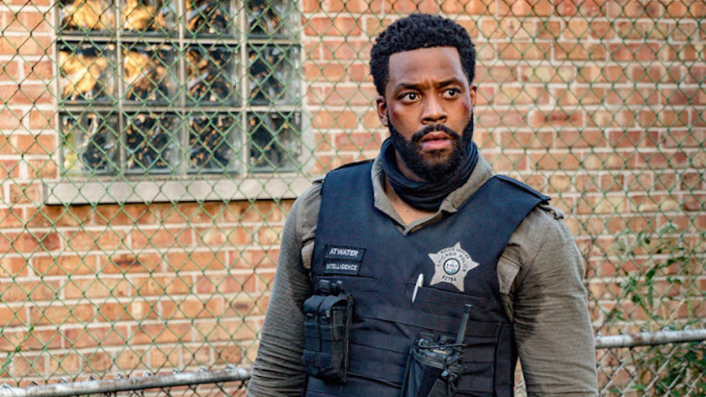LaRoyce Hawkins Chicago PD Season 8 Kevin Atwater