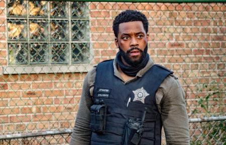 LaRoyce Hawkins Chicago PD Season 8 Kevin Atwater
