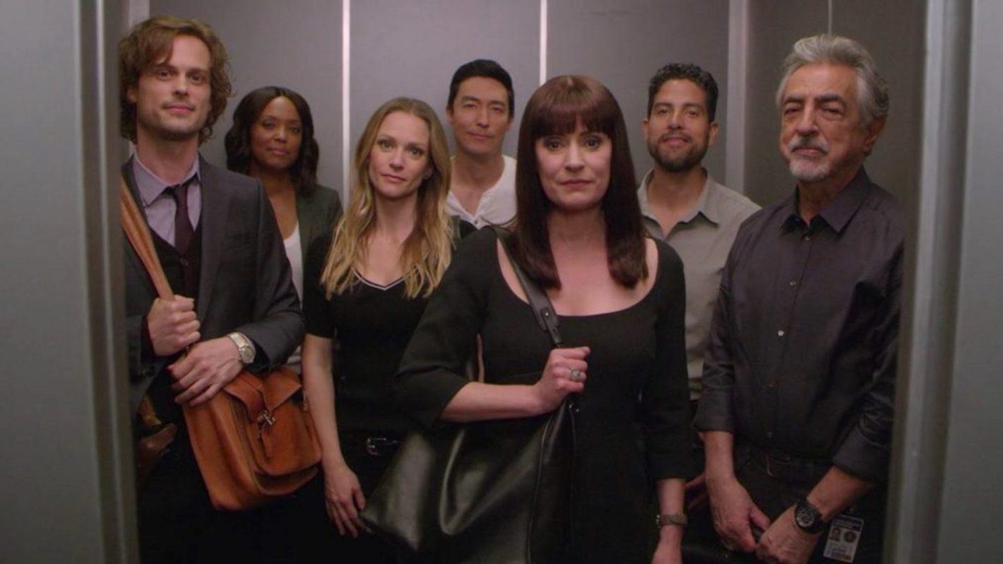 Criminal Minds Series Finale BAU Team