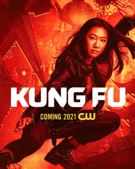 Olivia Liang Kung Fu Poster Nicky