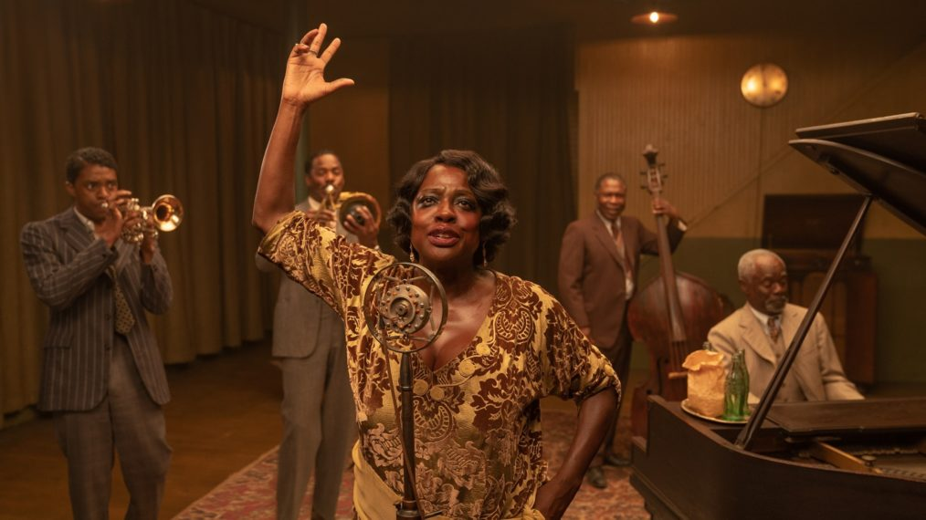 Ma Rainey's Black Bottom Viola Davis