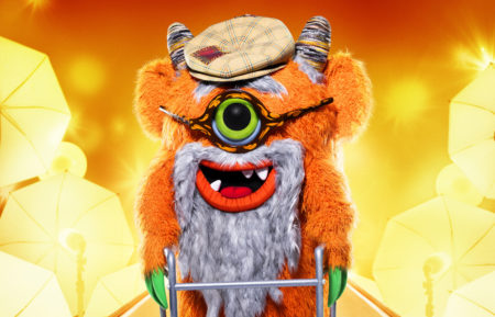 The Masked Singer Season 5 Grandpa Monster