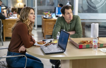 Jill Wagner Kristoffer Polaha Mystery 101 Killer Timing