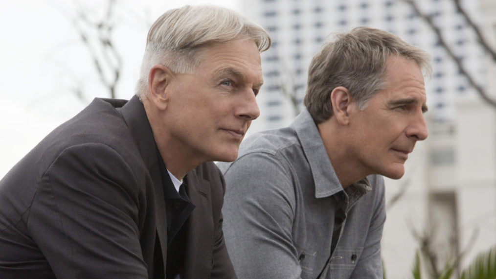 Mark Harmon Scott Bakula NCIS New Orleans Gibbs Pride Crescent City