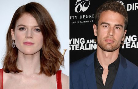 Rose Leslie Theo James