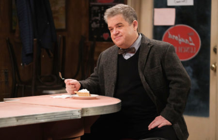 The Conners, Patton Oswalt