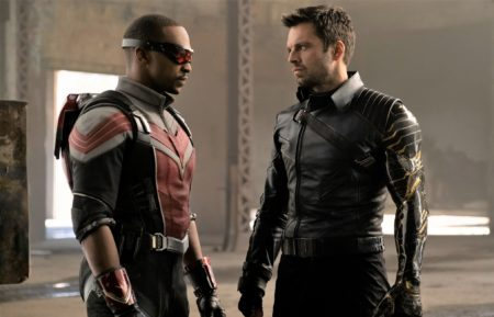 the falcon and the winter soldier bucky sam