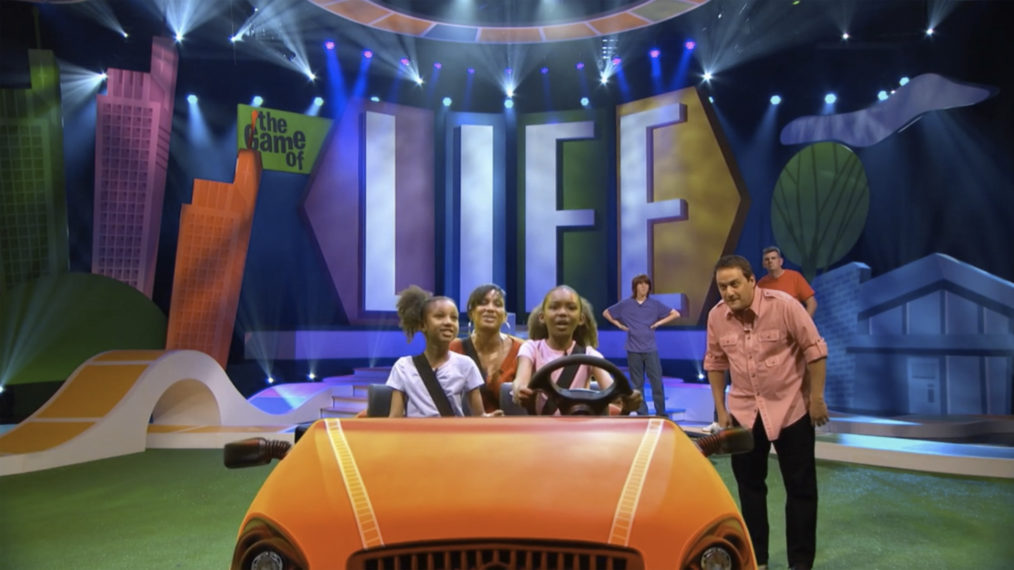 The Game of Life Game Show