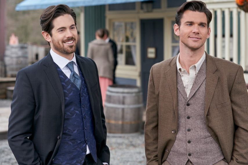 When Calls the Heart, Chris McNally, Kevin McGarry