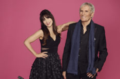Zooey Deschanel & Michael Bolton to Host 'The Celebrity Dating Game' on ABC
