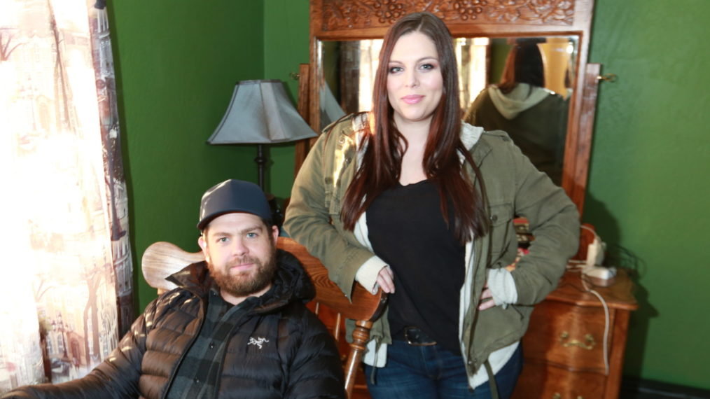 Jack Osbourne and Katrina Weidman on 'Portals to Hell' on Discovery+ and Their Spookiest Moments