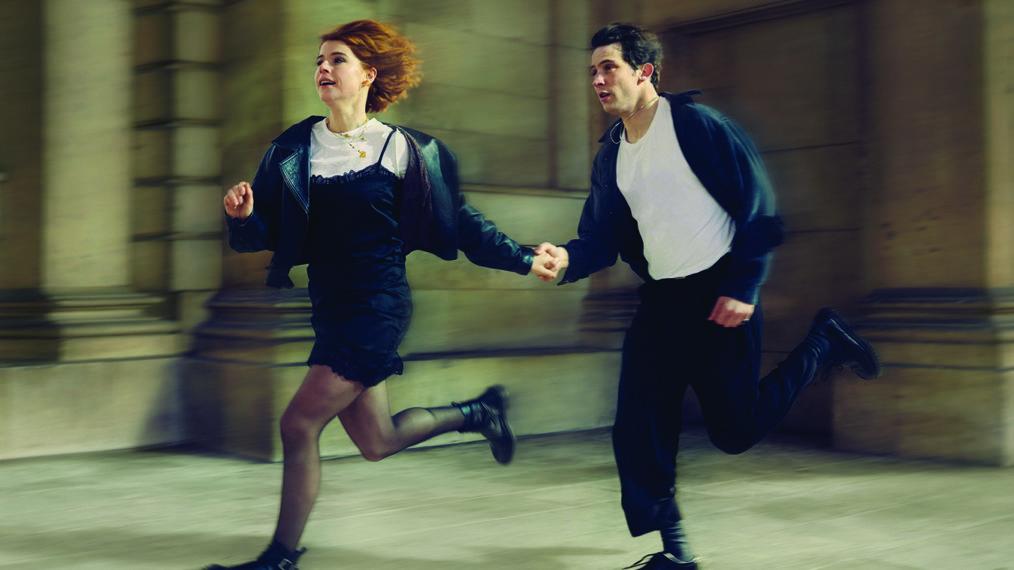 great performances romeo and juliet jessie buckley josh oconnor