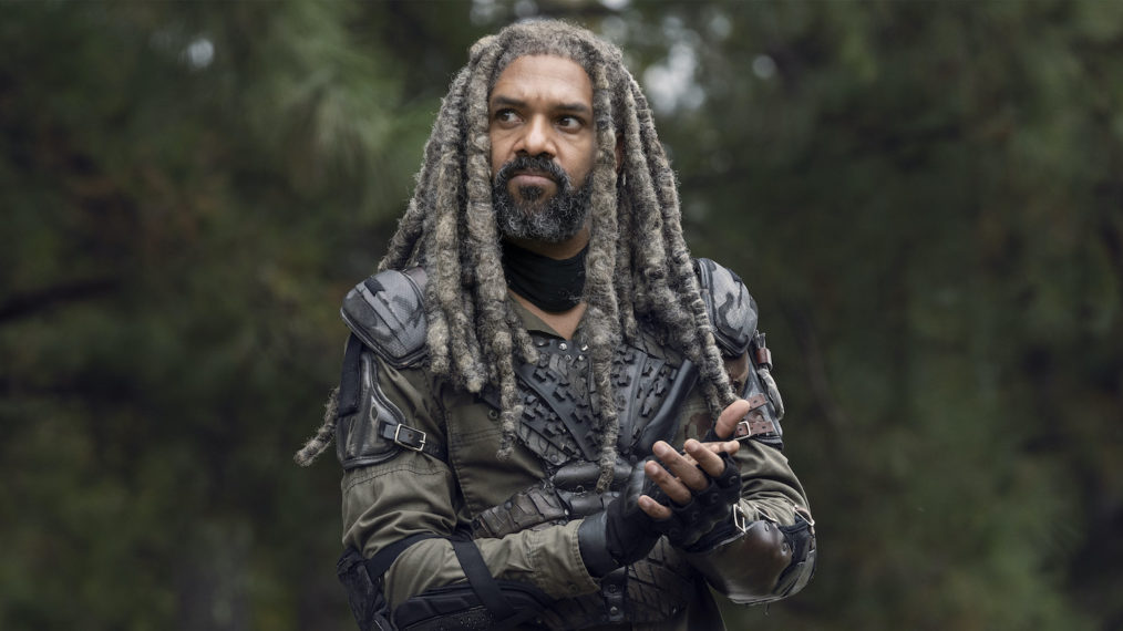 khary payton ezekiel the walking dead