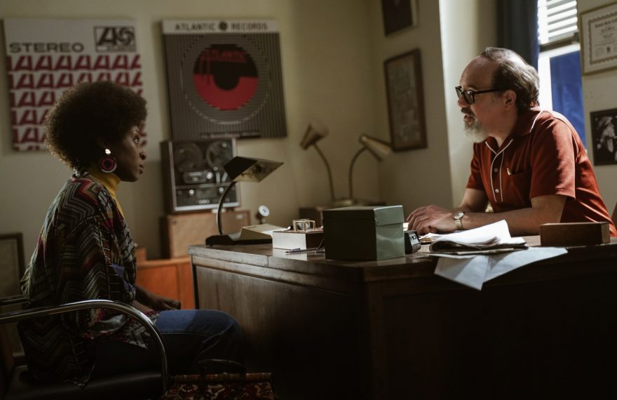 Genius Aretha David Cross Cynthia Erivo