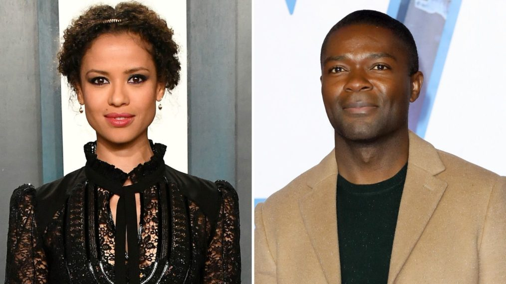 Gugu Mbatha-Raw David Oyelowo