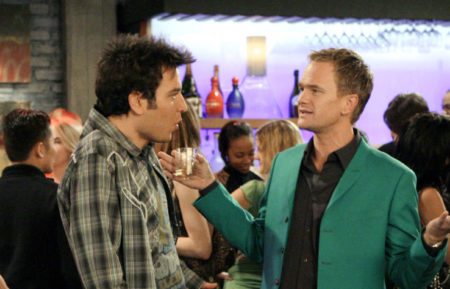 Josh Radnor Neil Patrick Harris How I Met Your Mother