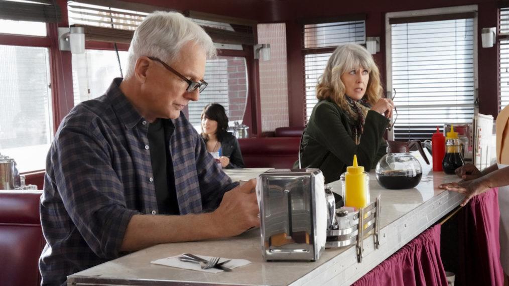 Mark Harmon Pam Dawber NCIS Season 18 Episode 11