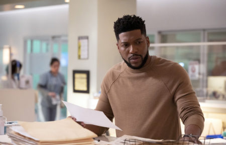 Jocko Sims New Amsterdam Season 3 Episode 2 Reynolds