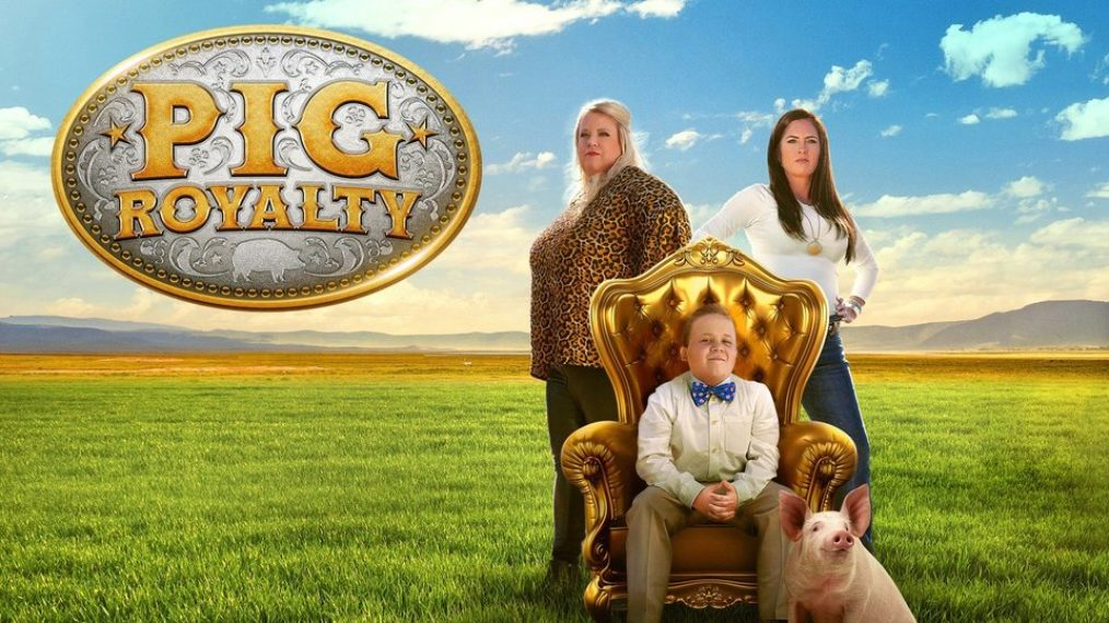 Pig Royalty, Discovery+