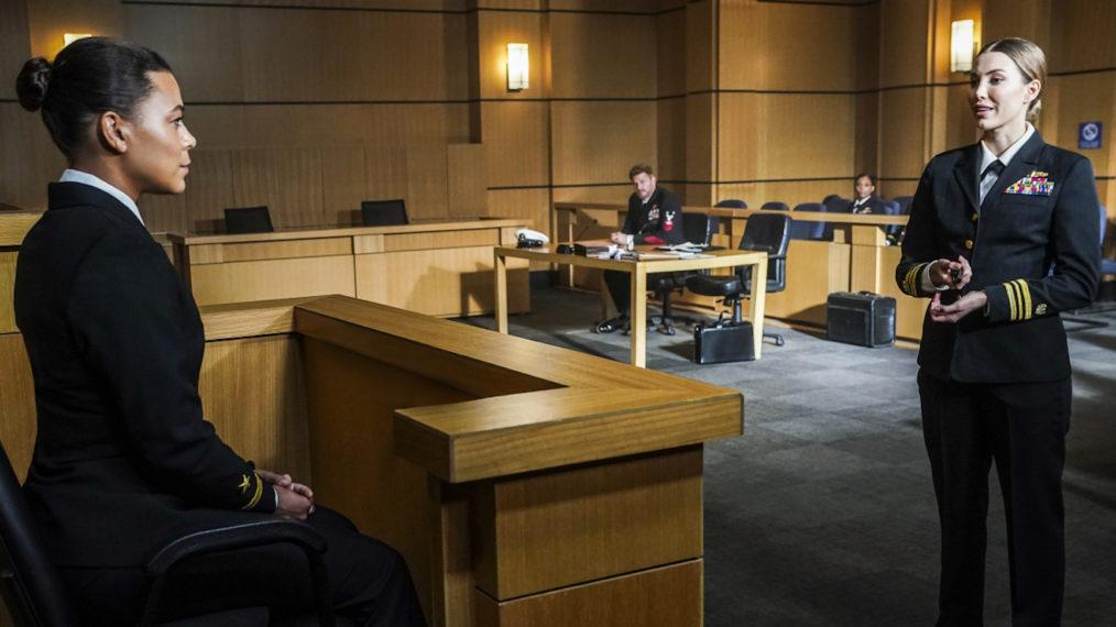 SEAL Team Season 4 Episode 11 Davis Jason Trial