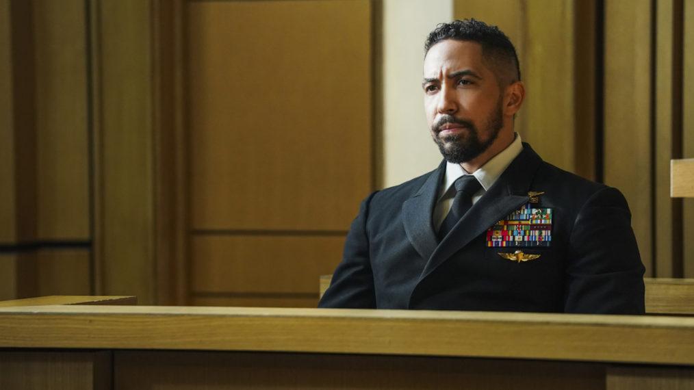 Ray Perry SEAL Team Season 4 Episode 11 Neil Brown Jr