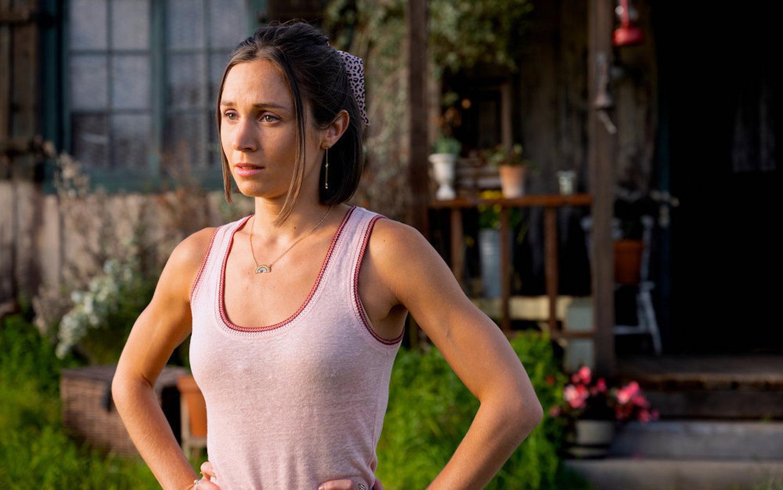 Dominique Provost-Chalkley Wynonna Earp Season 4 Episode 10 Waverly Earp
