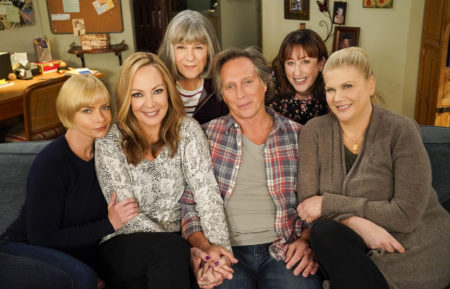 Mom Jaime Pressly Allison Janney Mimi Kennedy William Fichtner Beth Hall