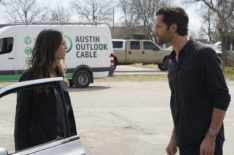 'Walker': Odette Annable Previews the 'Action-Packed' Showdown Between Geri & Cord
