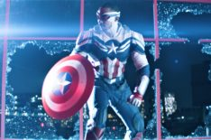 'The Falcon and the Winter Soldier' Director on Creating Sam's Captain America Entrance