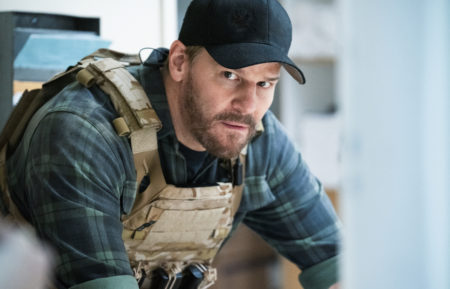 David Boreanaz SEAL Team Season 4 Jason Hayes