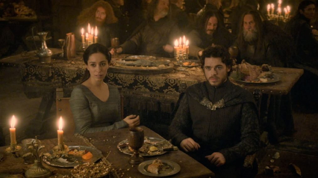 game of thrones red wedding rains of castamere robb talisa