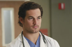 'Grey's Anatomy': Giacomo Gianniotti on the 'What If' of Meredith & DeLuca