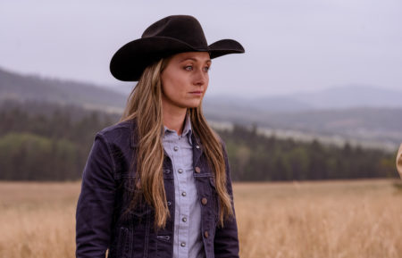 Amber Marshall Heartland Season 14 Amy
