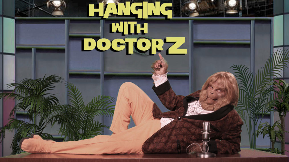 Hanging with Doctor Z + Dana Gould