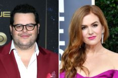Josh Gad & Isla Fisher Rom-Com 'Wolf Like Me' Ordered to Series at Peacock