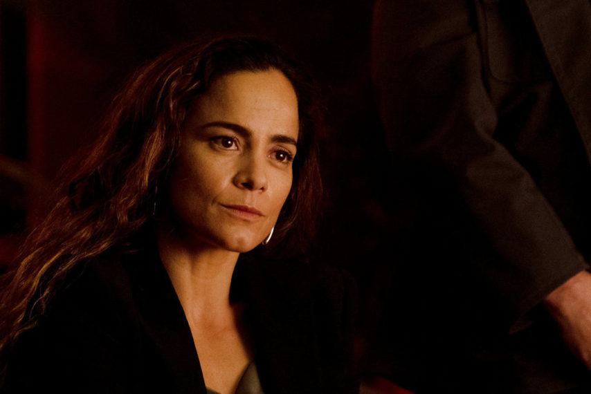 Alice Braga Queen of the South Season 5 Premiere Teresa Mendoza