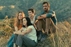 'The Mosquito Coast': Justin Theroux's Allie Fox Takes His Family on the Run (VIDEO)